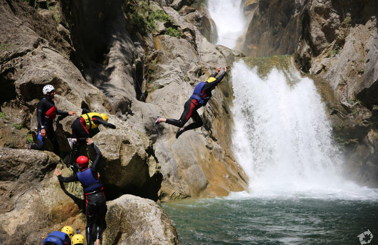 Canyoning Croatia Adrenaline Hunter