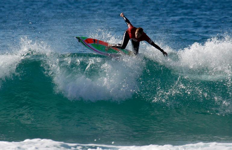 surf adrenaline hunter south africa Muizenberg surfing