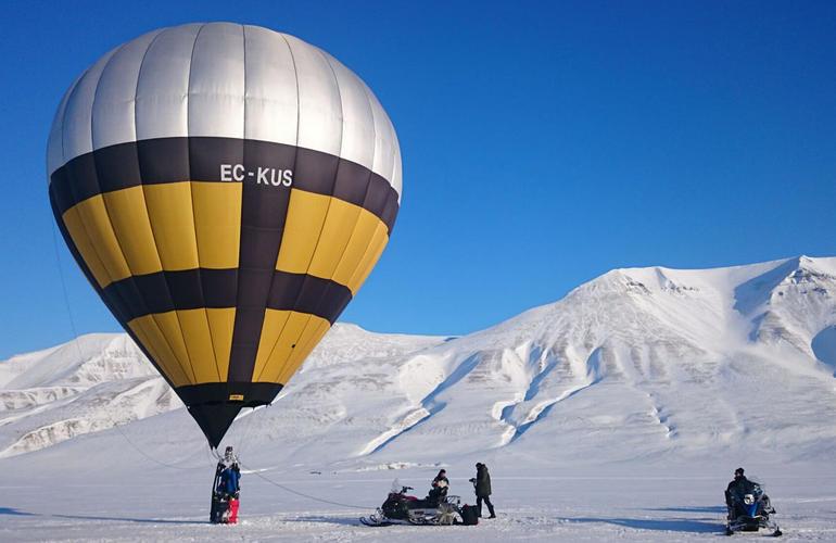 Norway flight