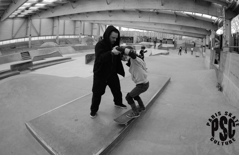 Skateboard Paris