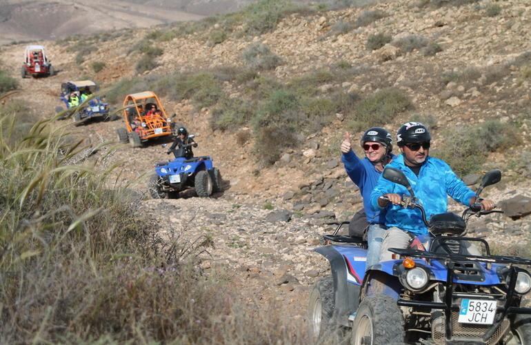 Quad or Buggy rides in Fuerteventura