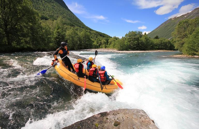 rafting norway
