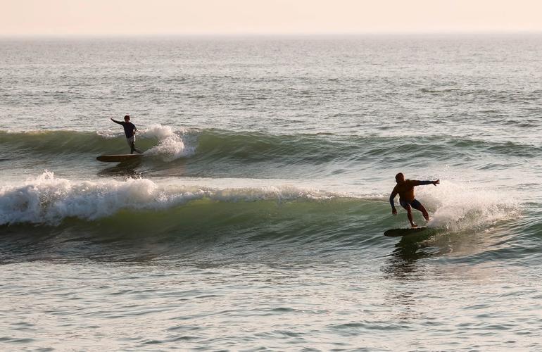 Surf camp à Esmoriz, Portugal