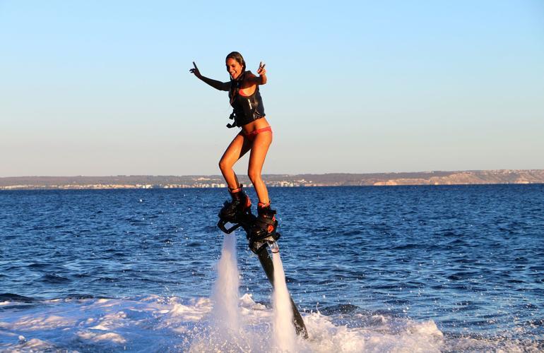 Mallorca flyboard