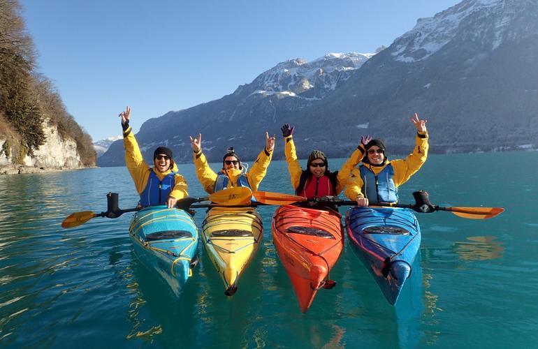 Interlaken kayak