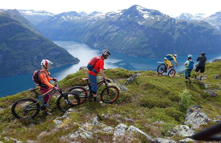 Norway Decent bike