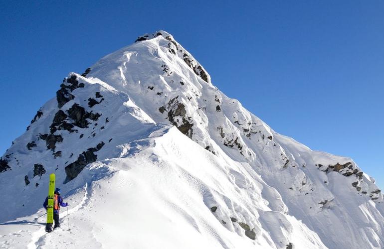 Ski Hors-Piste aux Portes du Soleil
