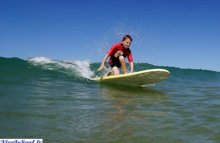 Hossegor France surf