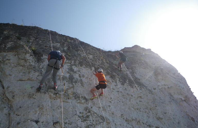 Escalade Adrenaline Hunter