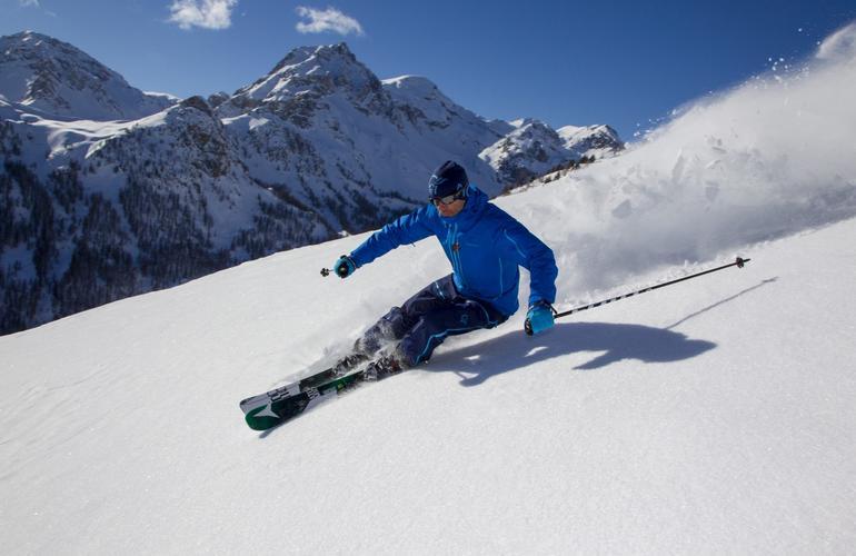 Ski et Snowboard Hors-Piste à Serre Chevalier