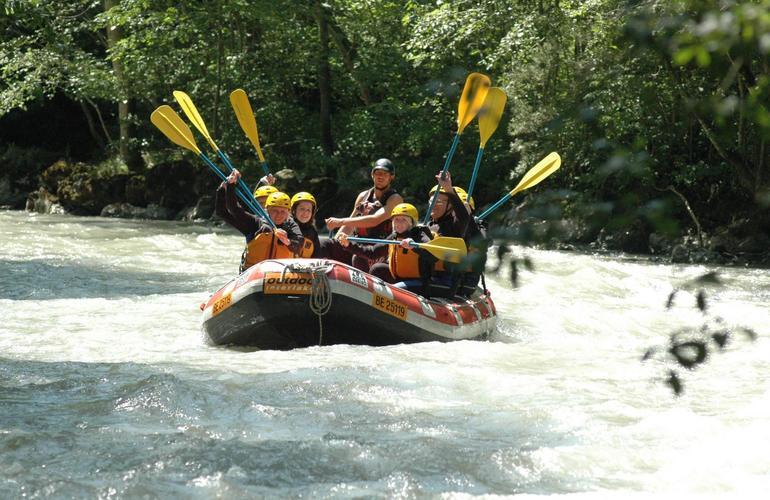 Rafting Interlaken