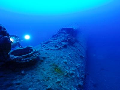 Scuba Diving: Adventure dives in Kefalonia from Agia Efimia