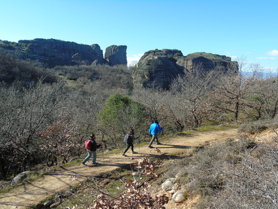 Hiking / Trekking: Two Day Hike on the Footsteps of the Monks in Meteora