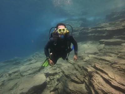 Scuba Diving: Discover Scuba Diving in Kythnos island