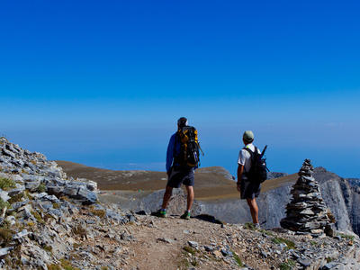 Hiking / Trekking: 3 days Trekking on Mount Olympus