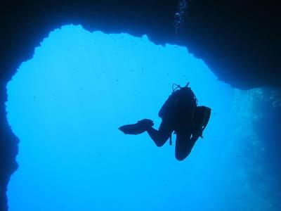 Scuba Diving: Scuba diving PADI courses in Antiparos