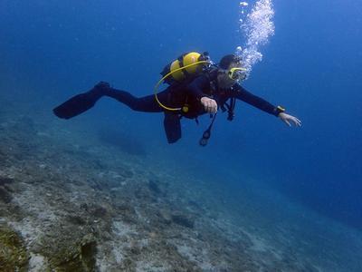 Scuba Diving: PADI Advanced Open Water diving course in Porto Rafti, Athens