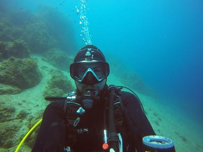 Scuba Diving: Discover Scuba Diving in Likiana, Lefkada