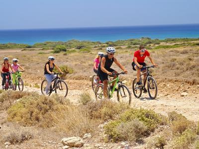 Mountain bike: Mountain Bike Tours in Rhodes
