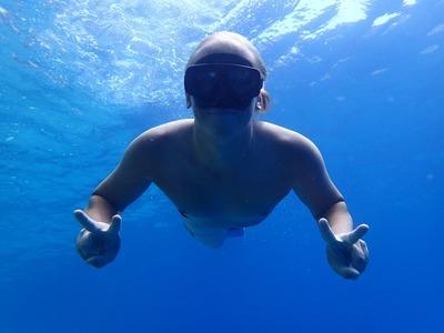 Snorkeling: Snorkeling boat excursions around Paxos Island