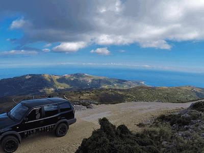 4x4: Aenos National Park Jeep Safari in Kefalonia