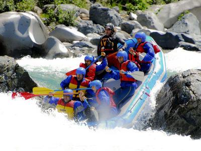 Rafting: Rafting excursions in Venetikos river, Grevena