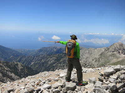 Hiking / Trekking: Hiking session in Taygetos