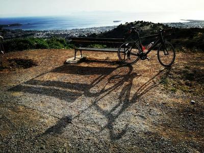 Mountain bike: Mountain bike tours in Parnitha, Athens
