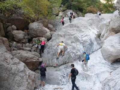 Hiking / Trekking: Hiking session in Ridomo gorge, Kalamata