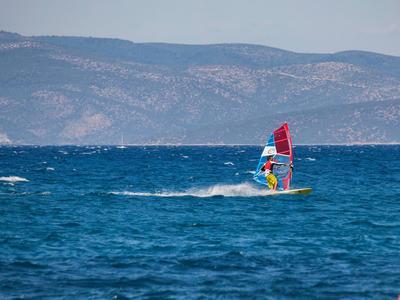 Windsurfing: Windsurfing lesson in Nafplio
