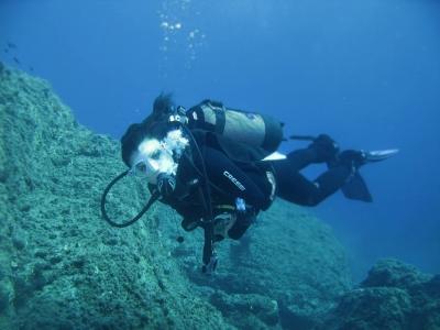 Scuba Diving: Discover Scuba Diving in Skyros
