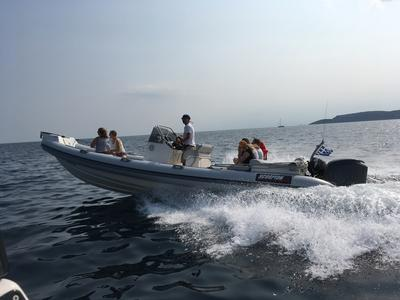 Jet Boating: Speedboat excursion from Athens to Poros island