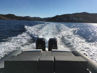 Jet Boating: Private Speedboat Excursion from Athens to Hydra