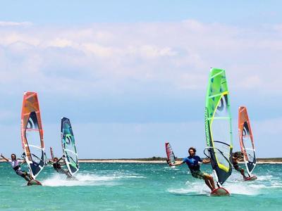 Windsurfing: Windsurfing rental in Lemnos