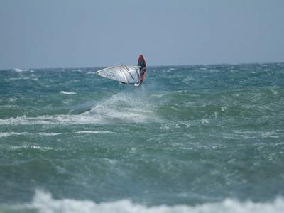 Windsurfing: Windsurfing courses in Lemnos, Greece