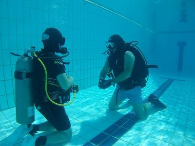 Scuba Diving: PADI Scuba Diver Course in Piraeus, near Athens