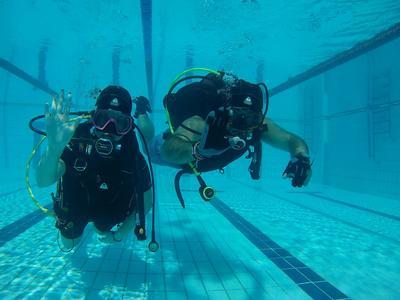Discover Scuba Diving in Piraeus, near Athens