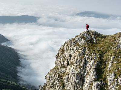 Hiking / Trekking: Hiking and Scramble Tour in Meteora