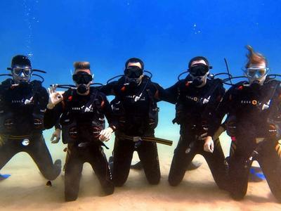 Scuba Diving: Discover scuba diving in Rethymno