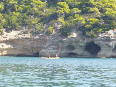 Sea Kayaking: Sea Kayaking excursion in Port Heli