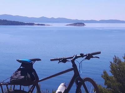 Mountain Biking Tour in the Konavle backcountry near Dubrovnik