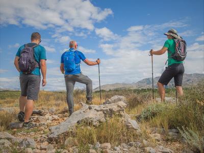 Stone crosses hiking tour in Cavtat