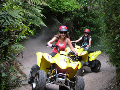 Quad Biking Adventure Tour in Taupo