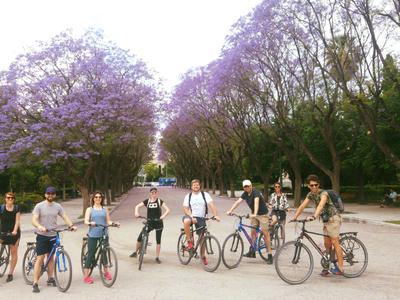 Mountain bike: Bike tour around Athens