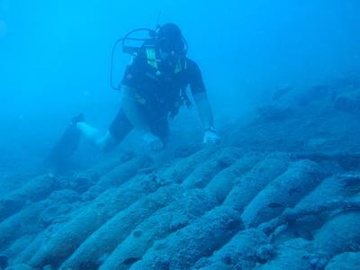 Scuba Diving: Recreational boat dives, from Skala, Kefalonia