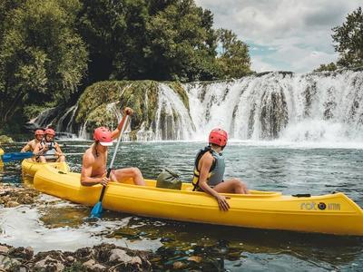 Canoe Tour on the Trebizat River near Mostar