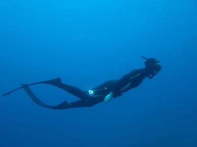 Freediving: Freediving initiation lessons in Skala, Kefalonia