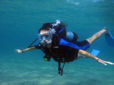 Scuba Diving: Padi Open Water Diver Course in Nea Makri, Athens