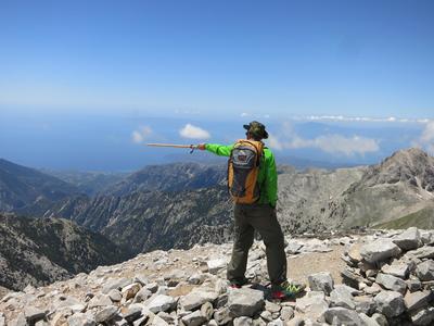 Hiking / Trekking: Multi-Day Hiking & Rock Climbing Trip around Kalamata