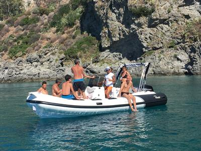 Snorkeling & Boat Tour in the Ionian Coast in Calabria